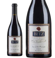 Betz Family Winery, `La Côte Rousse` Red Mountain Syrah 2013
