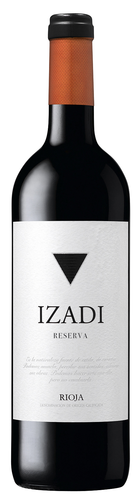 Izadi, Rioja Reserva 2010