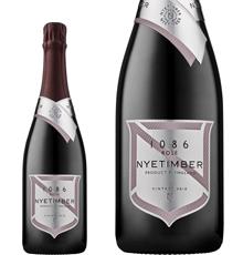 Nyetimber, '1086' Prestige Cuvée Rosé 2010