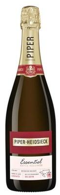Piper-Heidsieck, Essentiel Cuvée Réservée Extra Brut, NV, 75cl, Natural Cork