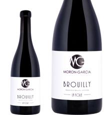 Moron-Garcia, Brouilly `La Folie` 2017