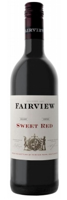 Fairview, 'Sweet Red' Paarl 2015