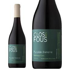 Clos des Fous, `Arenaria` Aconcagua Costa Pinot Noir 2014