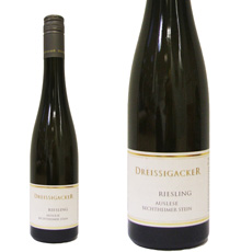 Dreissigacker, Bechtheimer `Stein` Riesling Auslese 2008