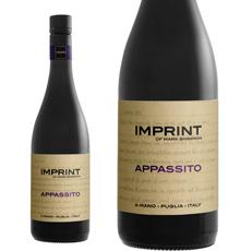 A Mano, 'Imprint' Primitivo Appassito 2015