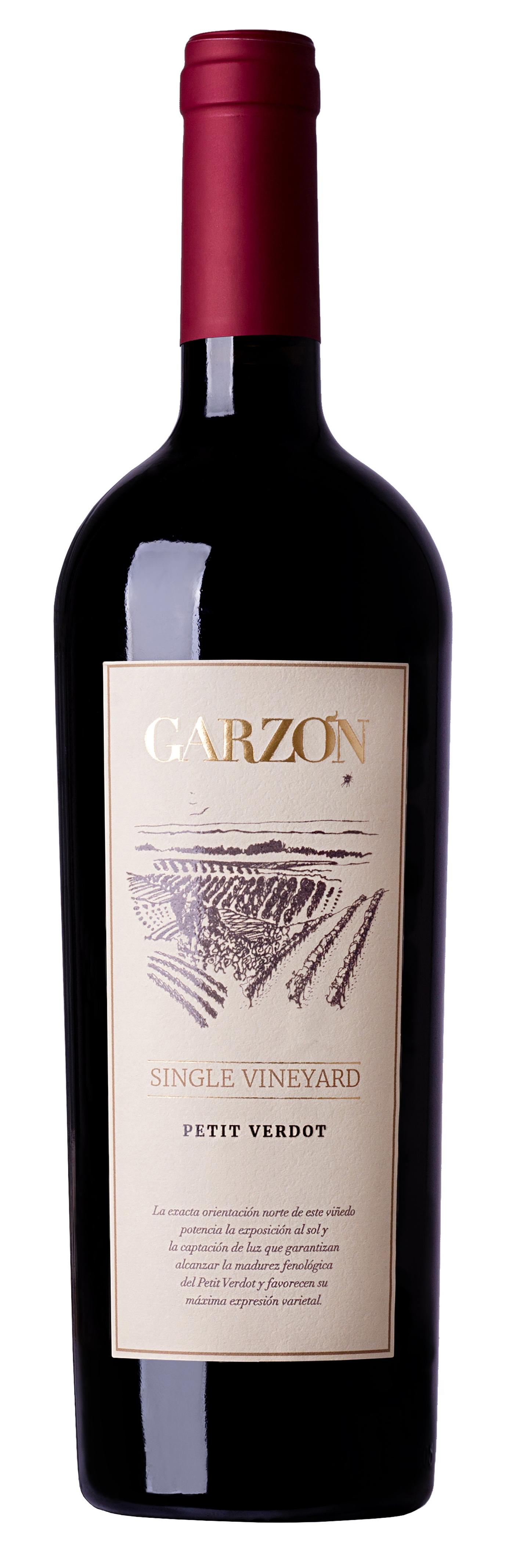 Bodega Garzón Single Vineyard, Petit Verdot 2017
