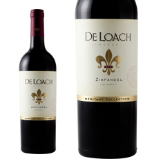De Loach, `Heritage Collection ' California Zinfandel 2015