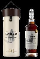 Sandeman, 40-Year-Old Tawny Port (Gift Box), NV, 75cl