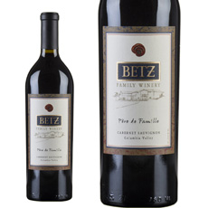 Betz Family Winery, `Père de Famille` Columbia Valley 2013