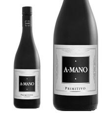 A Mano, Primitivo di Puglia 2015