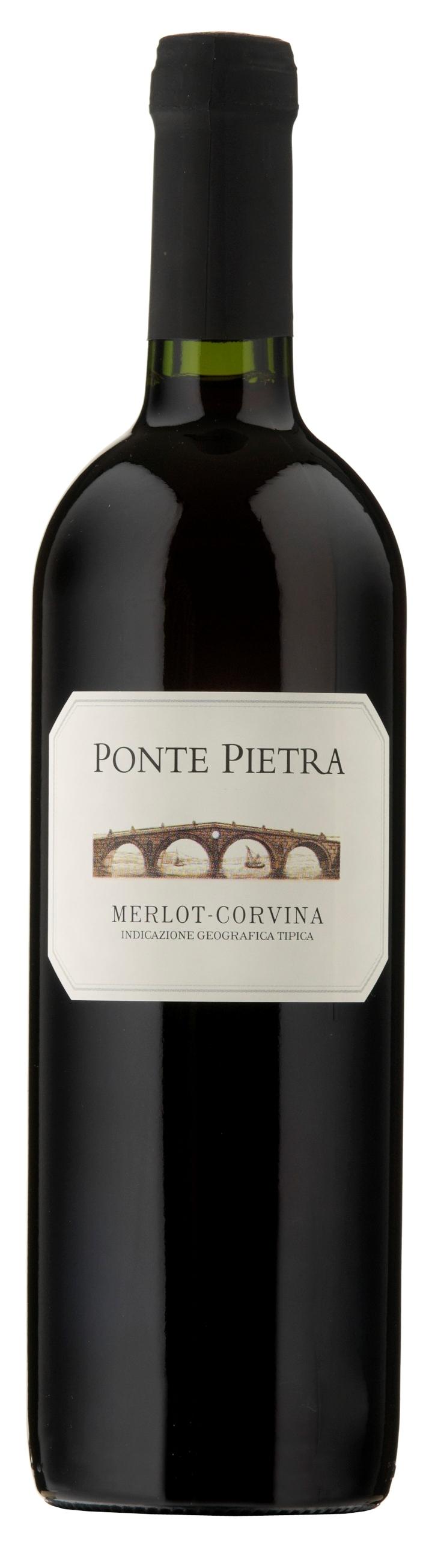 Ponte Pietra, Merlot/Corvina 2017