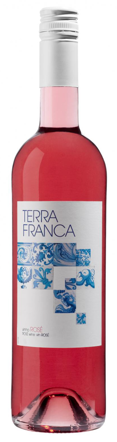 Terra Franca, Vinho Regional Rosé 2016