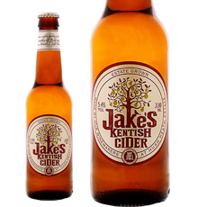 Hush Heath Estate, Jake`s Kentish Cider NV