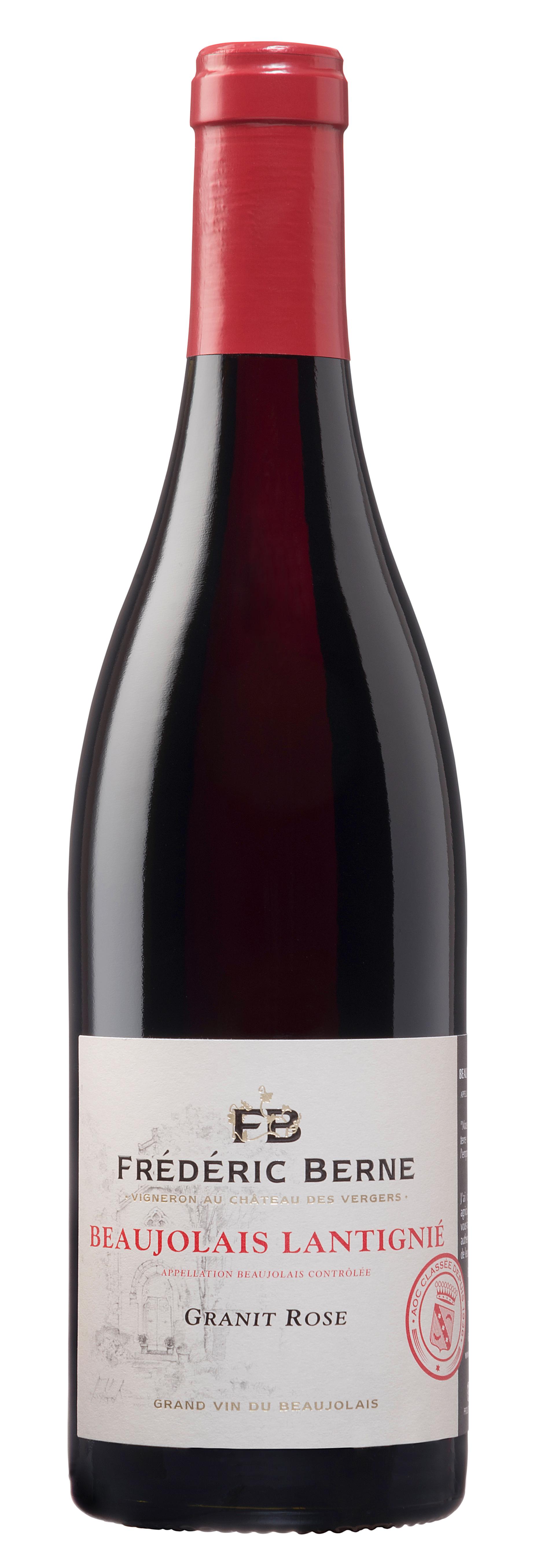 Frédéric Berne, Beaujolais Lantignié `Granit Rose` 2017