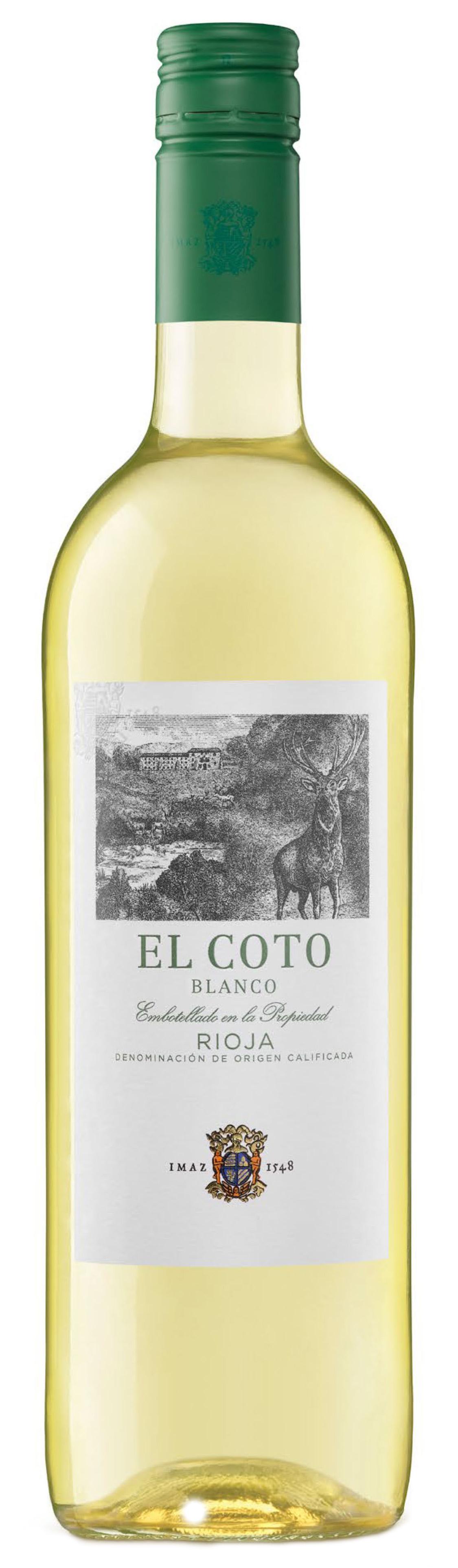 El Coto, Rioja Blanco 2017