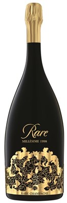Rare Champagne, Millésime (Gift Box), 1998, 150cl