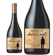 Outer Limits by Montes, Apalta Vineyard CGM 2016