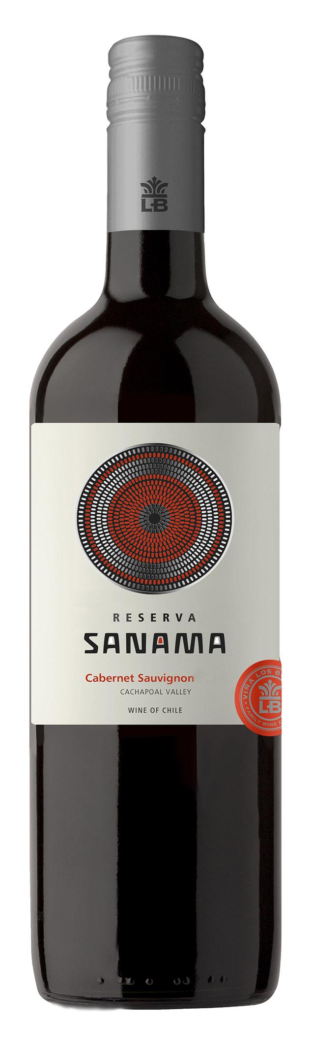 Sanama Reserva, Cachapoal Andes Cabernet Sauvignon/Syrah 2016
