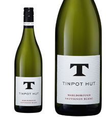 Tinpot Hut, Marlborough Sauvignon Blanc 2017