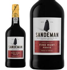 Sandeman Port, Ruby Port NV