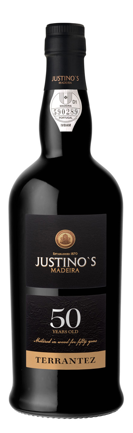 Justino's Madeira, Terrantez 50 Years Old NV