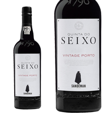 Sandeman Port, Quinta do Seixo 2013