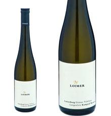 Loimer, `Loiserberg` Kamptal Grüner Veltliner 2015