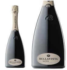 Bellavista, Franciacorta Satèn Brut Vintage 2013