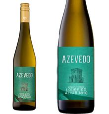 Azevedo, Vinho Verde Loureiro/Alvarinho 2017