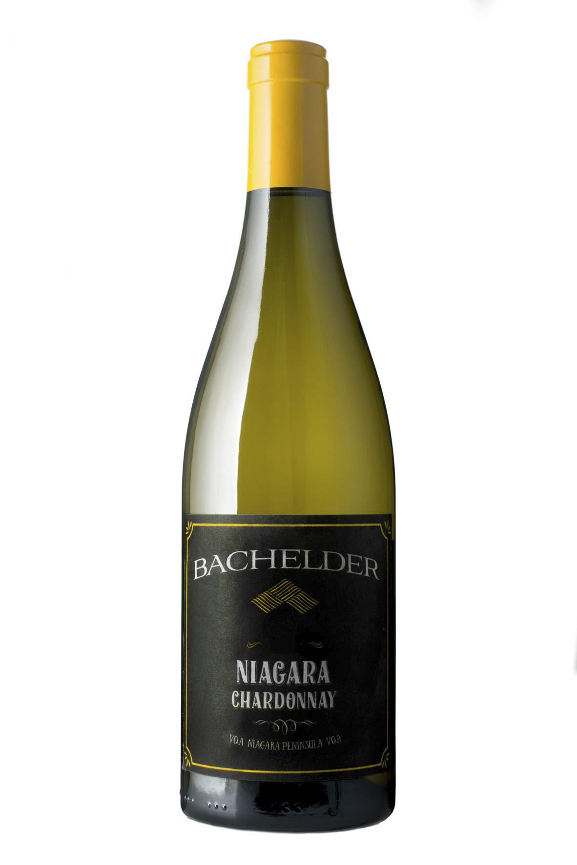 Bachelder, Niagara Chardonnay 2014