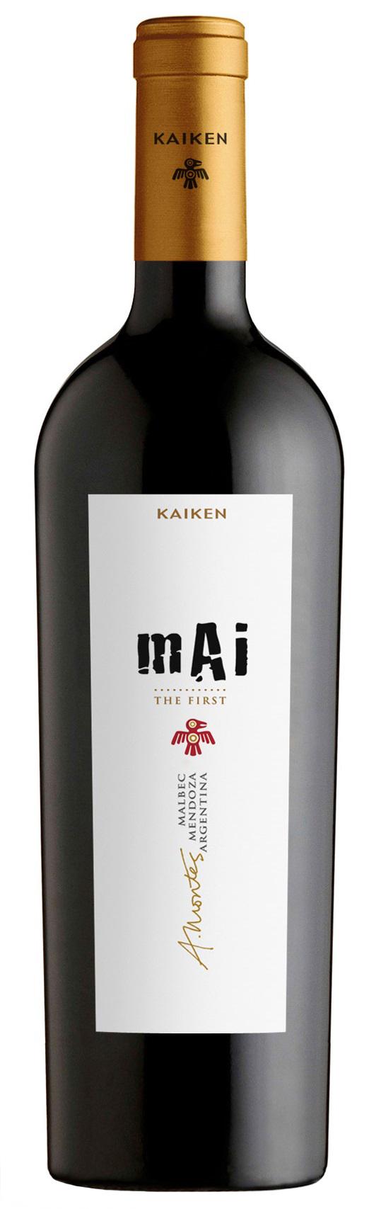 Kaiken, 'Mai' Mendoza Malbec 2013