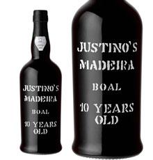 Justino's Madeira, Boal 10 Years Old NV