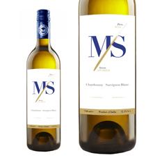 M/S, Akluj Chardonnay/Sauvignon Blanc 2017