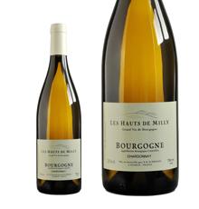 Les Hauts de Milly, Bourgogne Chardonnay 2016