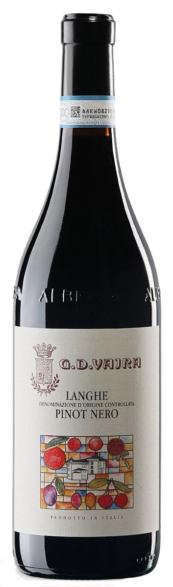 G.D. Vajra, Langhe Pinot Nero 2014