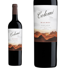 Bodega Colomé, `Estate` Salta Malbec 2015