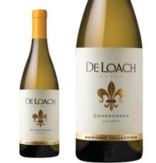 De Loach, `Heritage Collection' California Chardonnay 2016