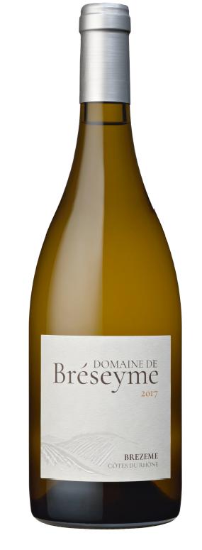Domaine de Bréseyme , Brézème Côtes du Rhône Blanc 2017
