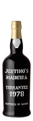 Justino's Madeira, Terrantez, 1978, 37.5cl