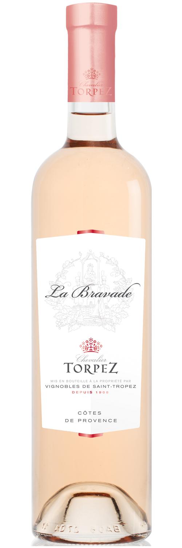 Chevalier Torpez, 'La Bravade' Côtes de Provence Rosé 2016