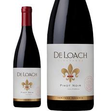 De Loach, `Heritage Reserve` California Pinot Noir 2014