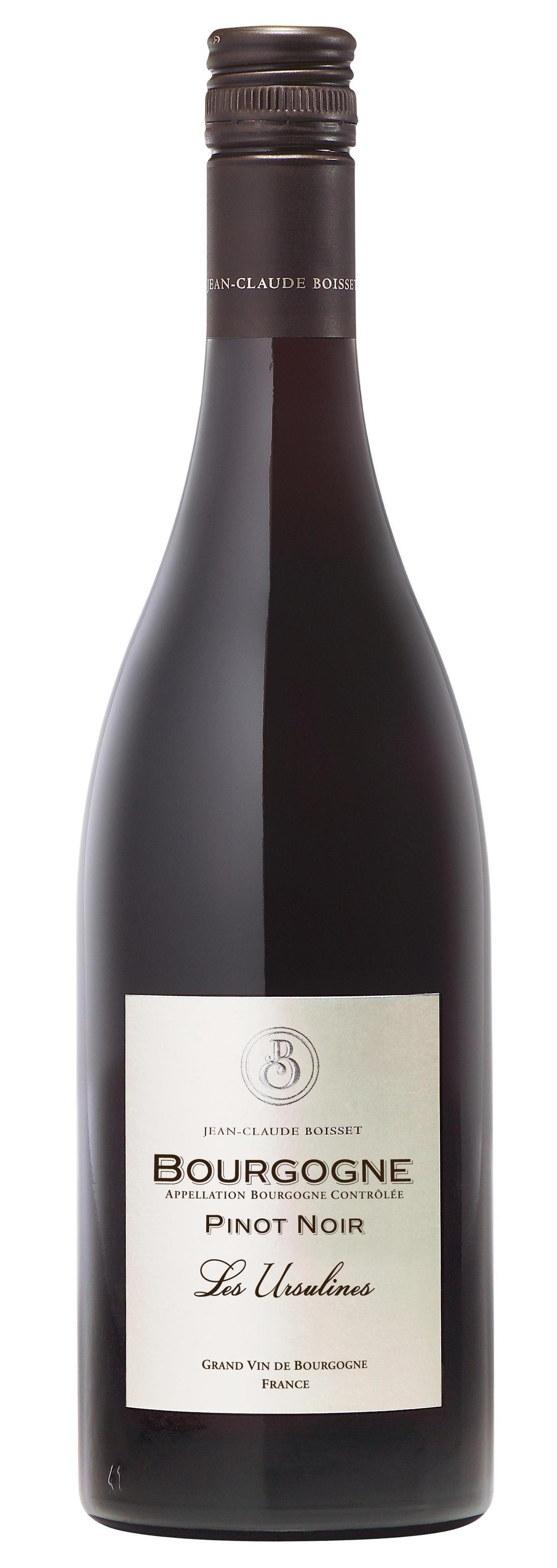 Jean-Claude Boisset, Bourgogne Pinot Noir `Les Ursulines` 2017