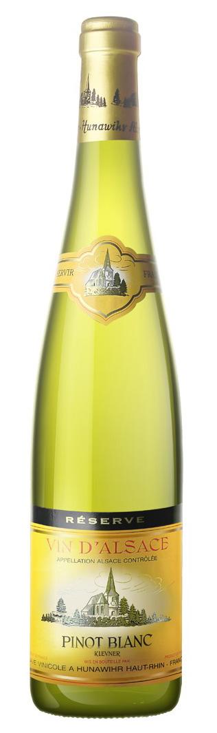 Cave de Hunawihr, Pinot Blanc `Klevner` Réserve 2016