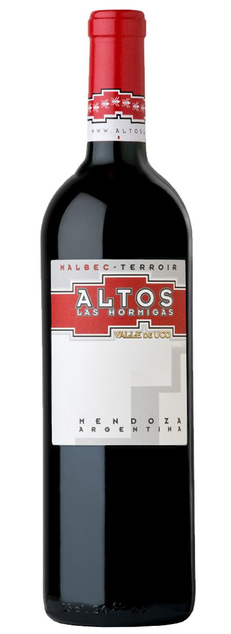 Altos Las Hormigas, 'Terroir' Valle de Uco Malbec 2015