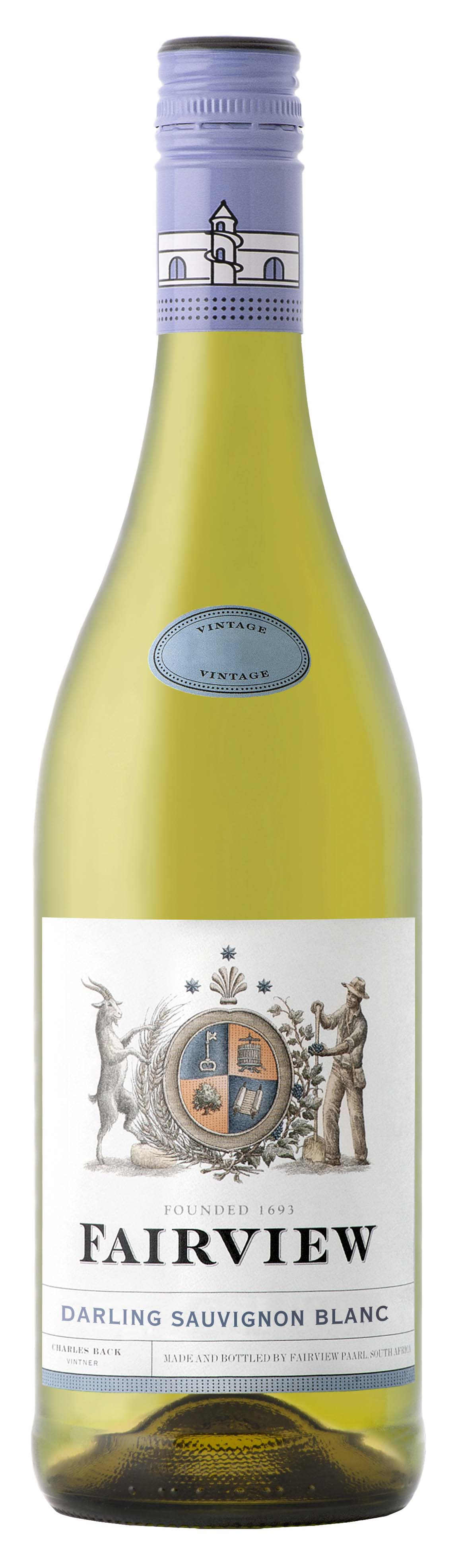 Fairview, Darling Sauvignon Blanc 2018