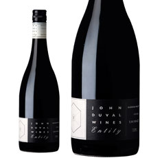 John Duval, `Entity` Barossa Valley Shiraz 2014