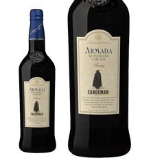 Sandeman Jerez, Armada Rich Cream Oloroso Sherry NV