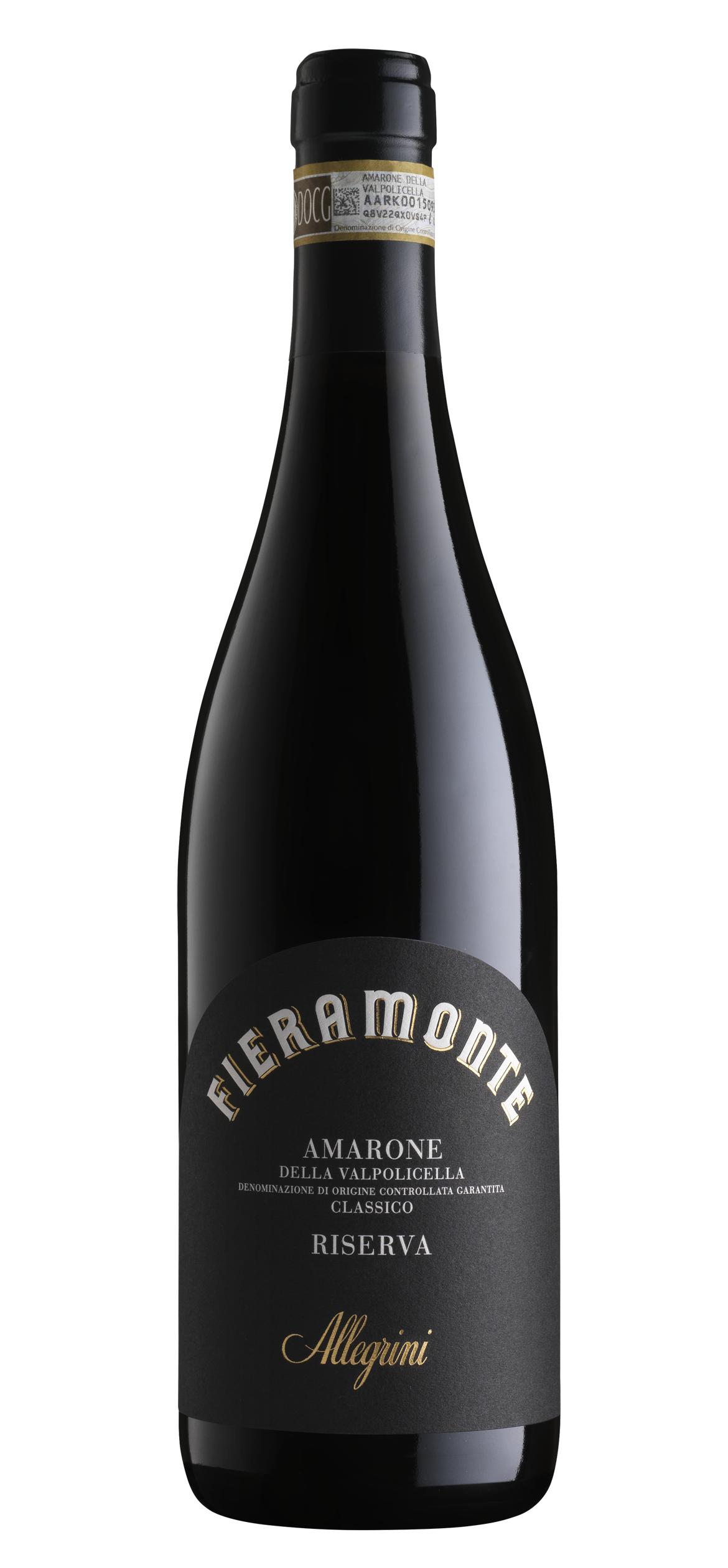 Allegrini, 'Fieramonte' Amarone della Valpolicella Classico Riserva 2011