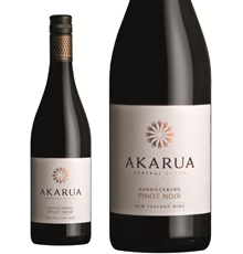 Akarua, Central Otago Pinot Noir 2015