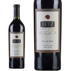 Betz Family Winery, `Clos de Betz` Columbia Valley 2012